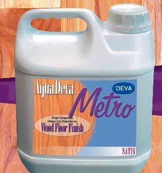 lakier poliuretanowy Deva Metro