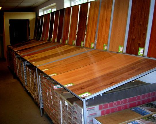 sklep z panelami podłogowymi